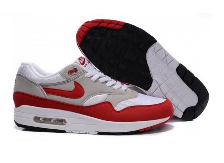 4a483afd Nike Air Max 87 : Nike Air Max красно-белые (40-45)