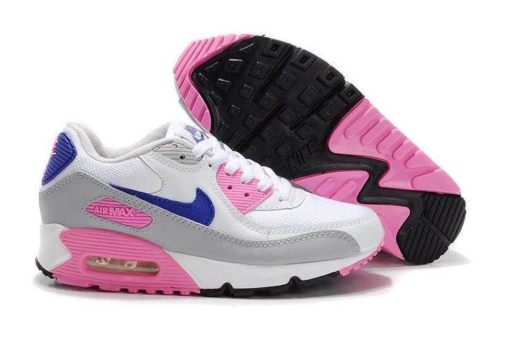 92c3e10d Nike Air Max 90 Womens бело-розовые (36-40). Артикул: nike pink