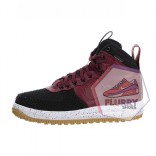 Cozy-Fresh-Mens-Nike-Lunar-Force-1-Duckboot-Black-WhiteGum-Light-BrownTeam-Red-055206041V-