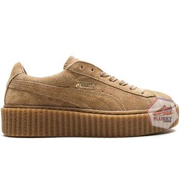 Купить кроссовки Puma x Rihanna Creeper в Москве недорого. 4d607e7ac68